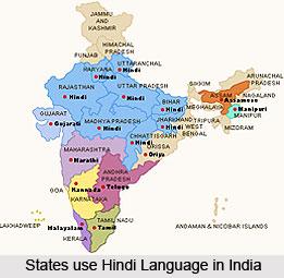 3_States_use_Hindi_Language_in_India
