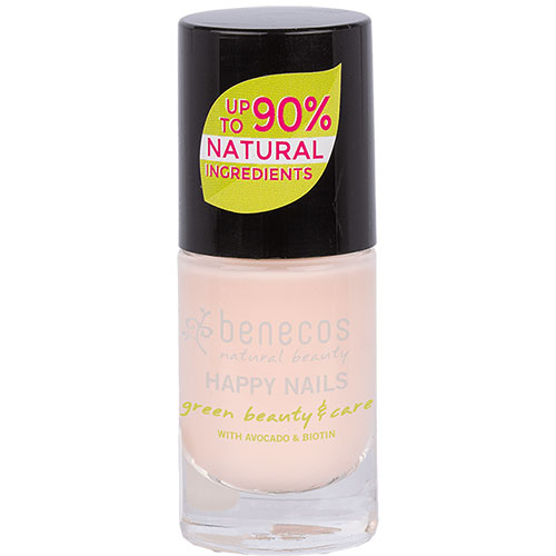 Benecos Natural Nail Polish Be My Baby Nail Varnish