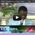Deliverance of the Family Tree by Dr. Daniel Olukoya (Video YouTube)