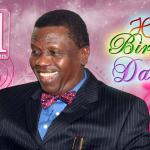 Pastor Enoch Adejare Adeboye – General Overseer, RCCG – Biography