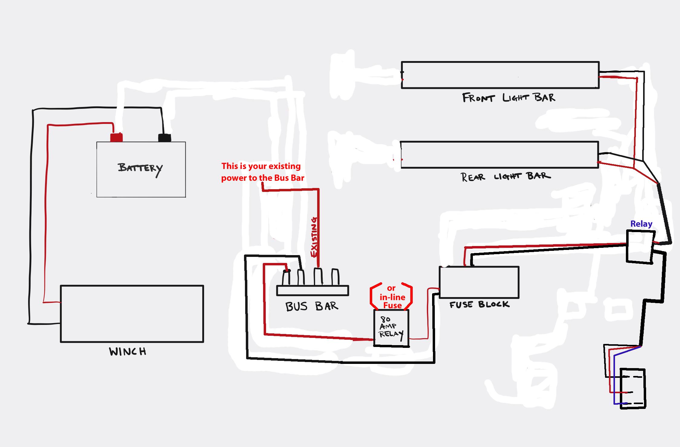 gun wiring diagram
