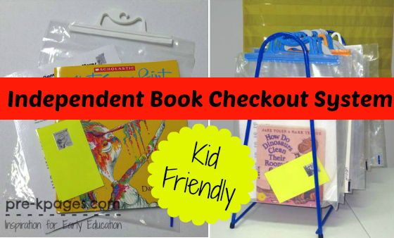 How to Send Books Home with Kids