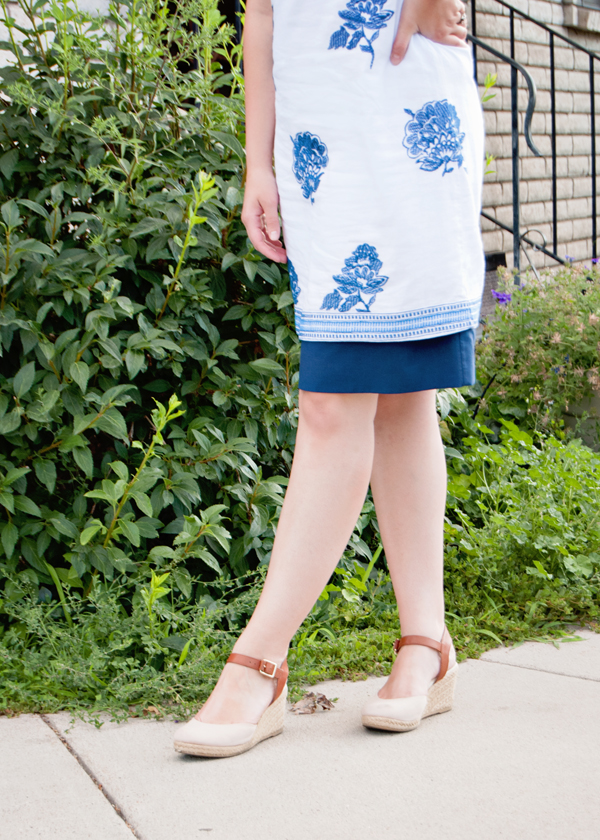 How To Lengthen A Dress 2
