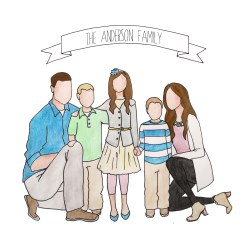 Anderson Family Illustration_final