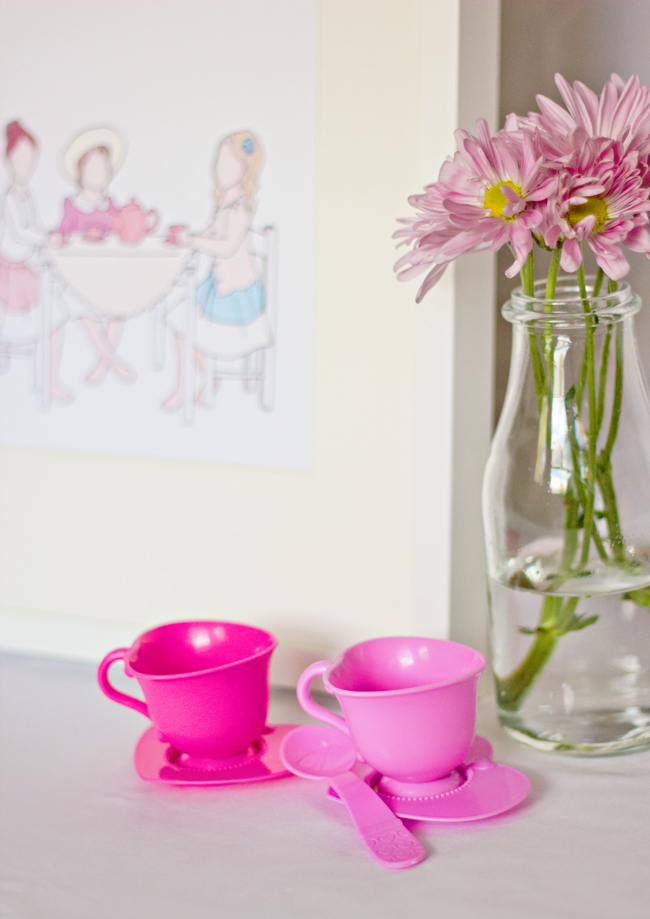 tea party print1