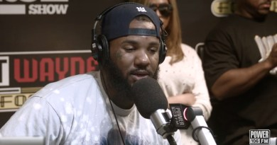 "Interview: The Game ""Diddy Didn't Kill Pac"", New Music Prod. Scott Storch On The Way"