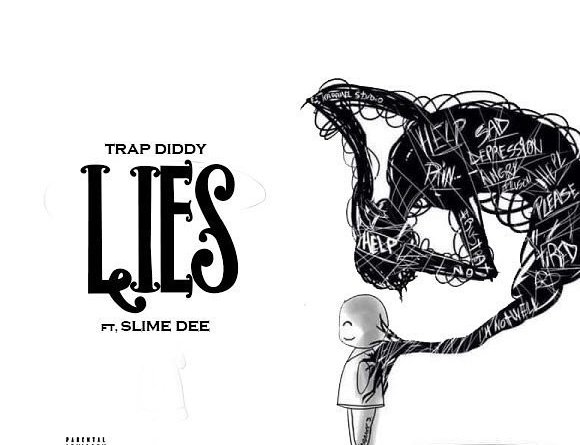 "Trap Diddy ""LIES"" Feat. Slime Dee |@SkinnyFatNigga"