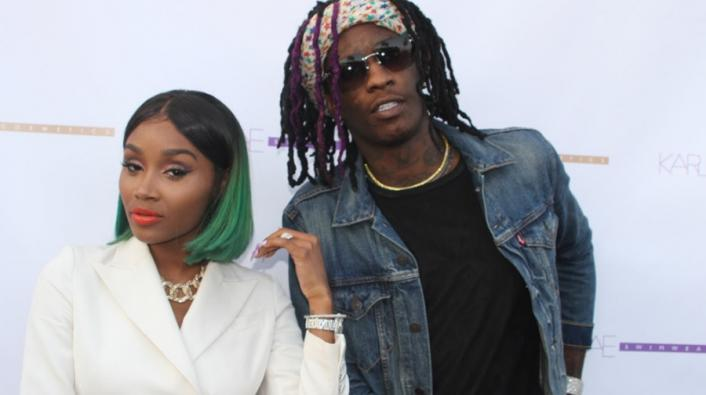music article young thug wearing dress wedding