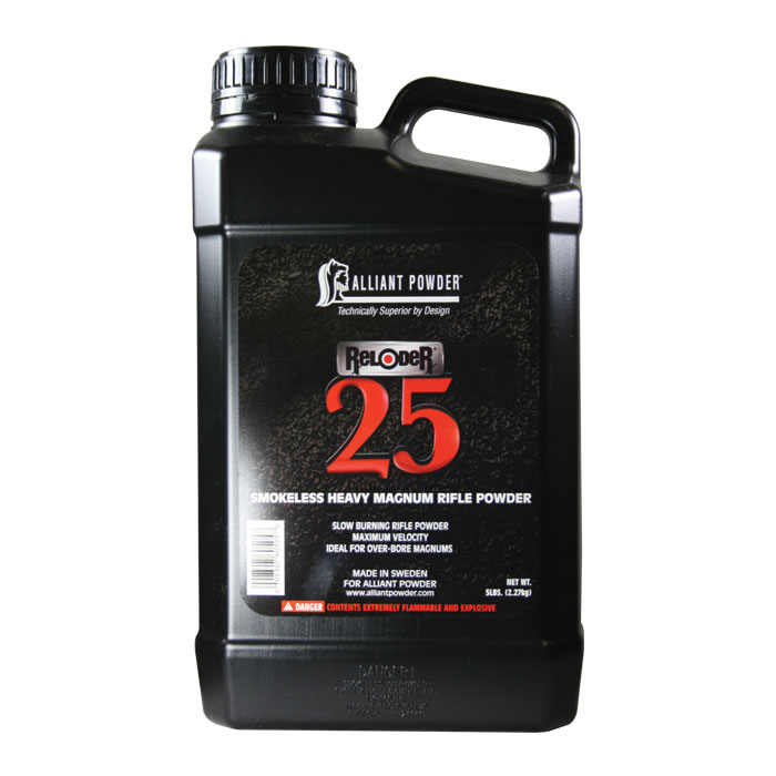 Smokeless Powder - Precision Reloading