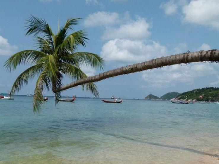 Koh Tao Tailândia - 10 praias mais lindas do mundo