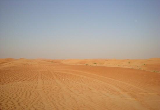 passeio deserto dubai