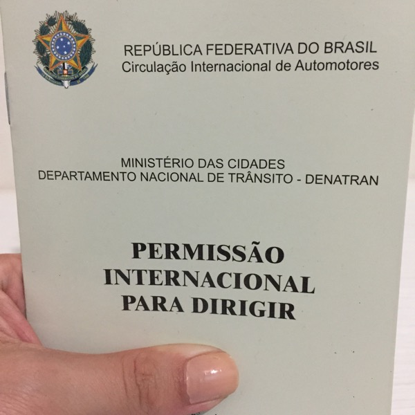 permissão internacional