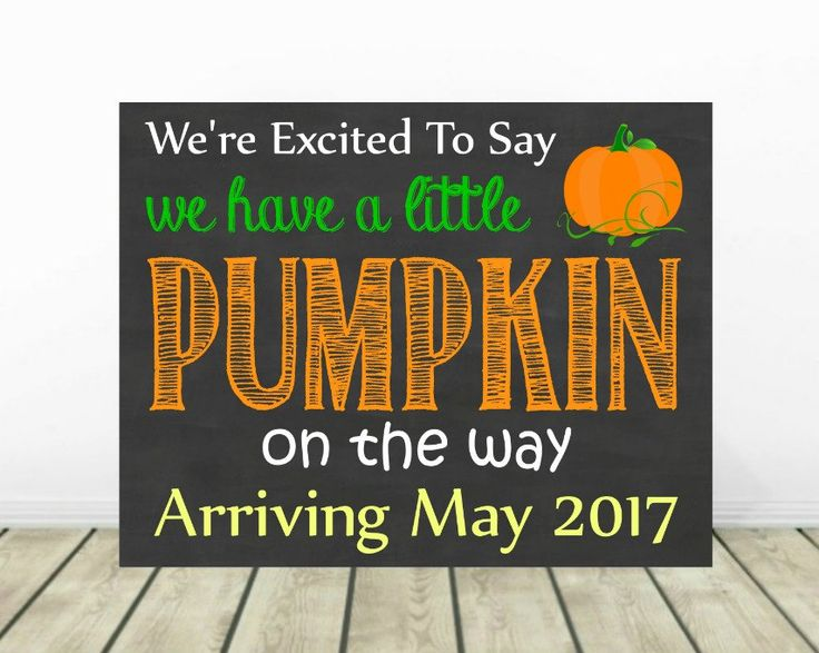 6 Delightful Halloween Pregnancy Announcement Ideas Pregnancy Related