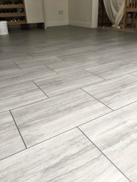 Some of our recent Amtico installations  focus on grey ...