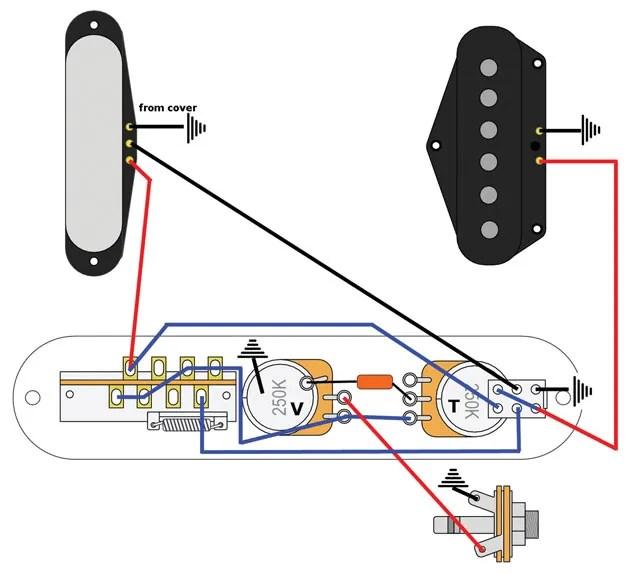Telecaster Wiring Mods - Wiring Diagram Write
