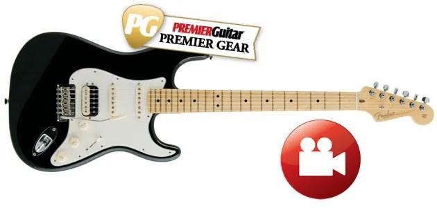 Fender American Standard Stratocaster HSS Shawbucker Review