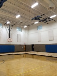 Gymnasium Lighting Fixtures