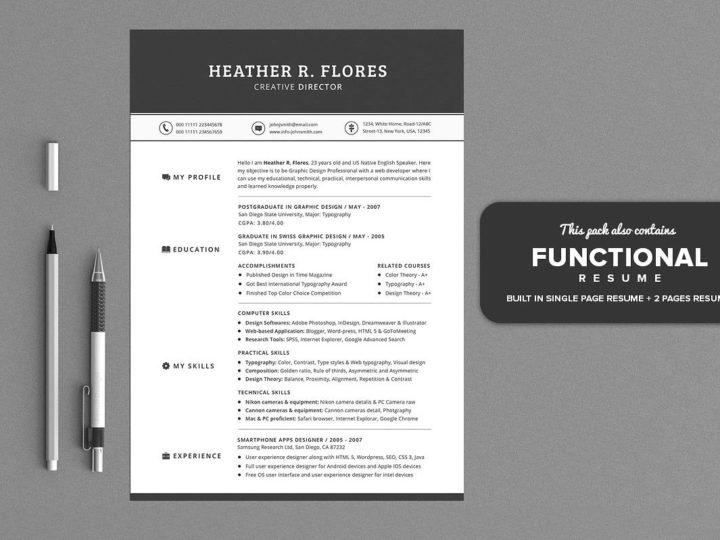 Best Resume Templates Premium Resumes