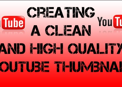 Youtube Thumbnail Tutorial Thumb