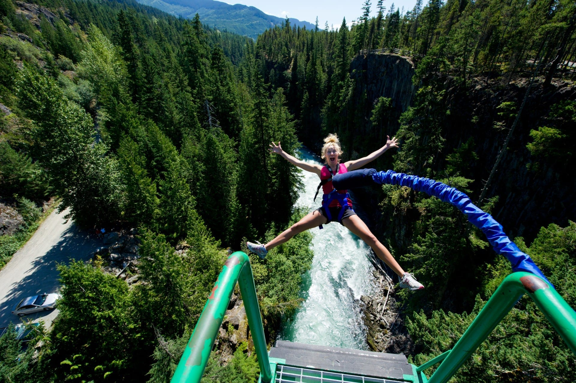 Victoria Falls Hd Wallpaper Bungee Jumping I Experience I Adventure I Whistler Canada