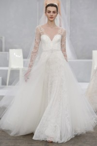 Monique Lhuillier Spring 2015 Bridal Collection | PreOwned ...