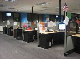 work cubicles