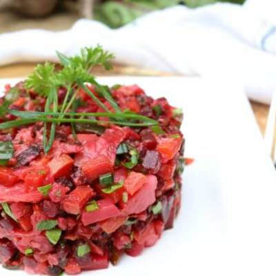 Nourishing Beet Root Salad