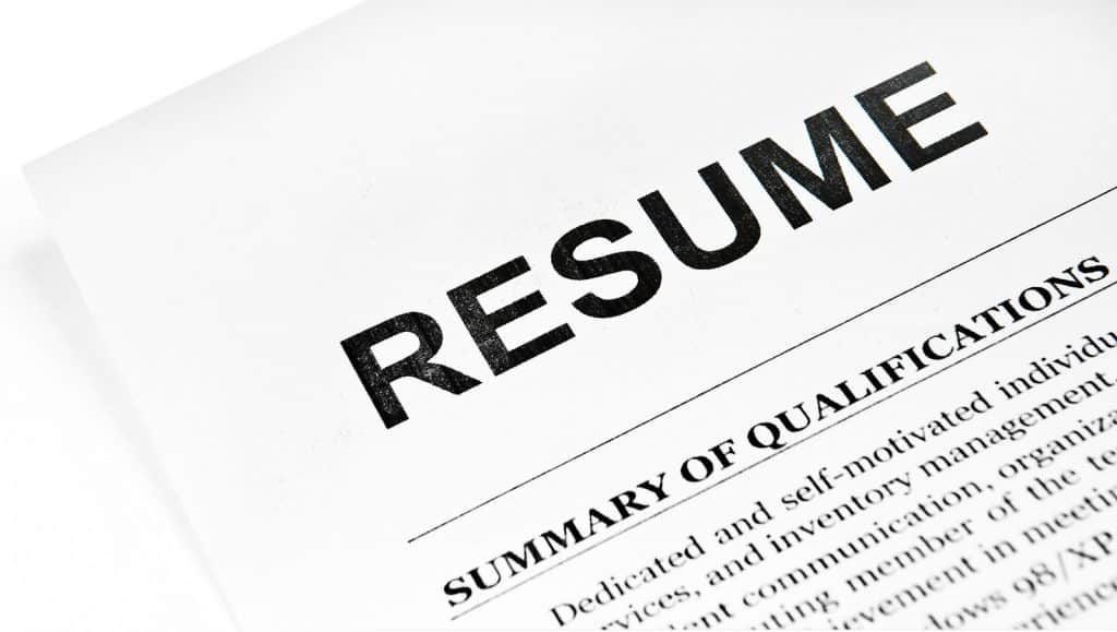 How to write a Canadian-style resume? (Video)