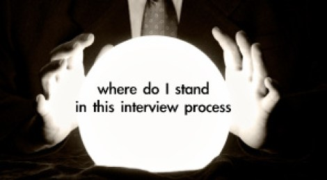 Signs you've done well in an interview