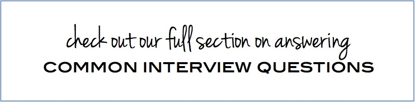 Interview question \