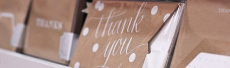 Ways to say thank you at the end of your summer internship