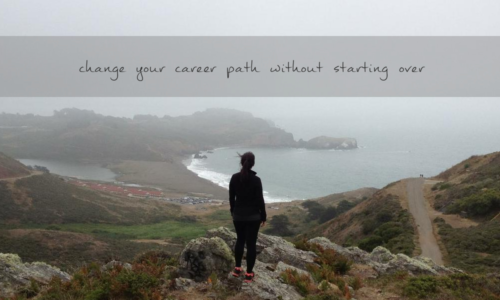 cover letter changing career paths