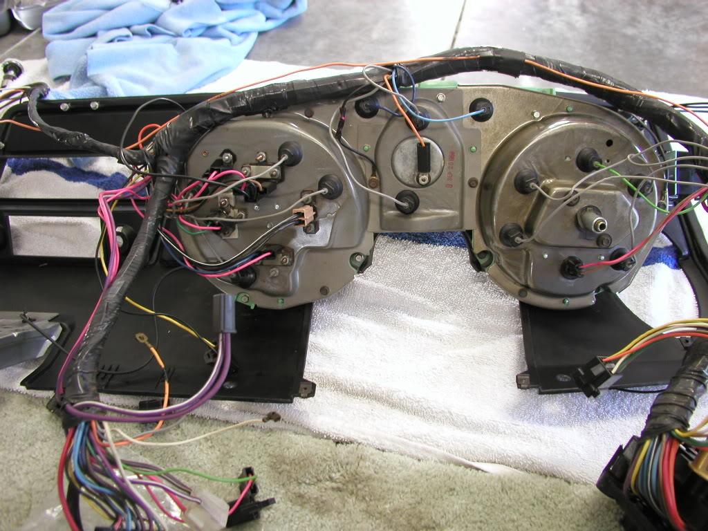 lincoln amp gauge wiring