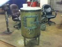 diy barrel stove - Do It Your Self