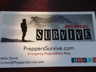 Contact Me - Preppers Survive