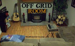 Off Grid Room