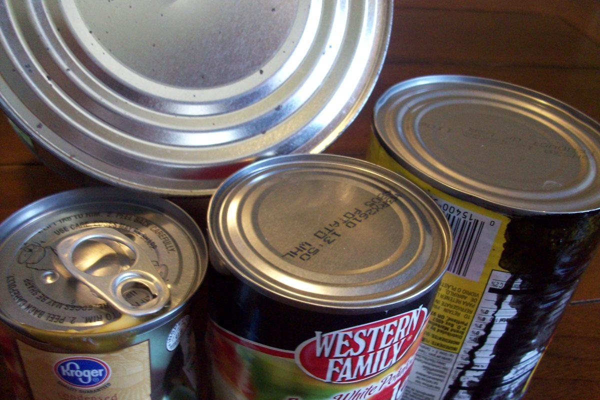 Canned Food Gone Bad - Do you know all 8 signs?