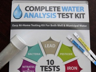 Drinking Water Test Kit - Complete Water Analysis Test Kit