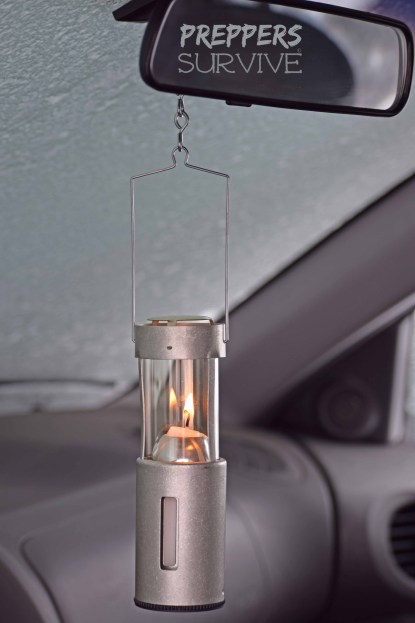 UCO Candle Lantern - Items You May Want Driving in a Snowstorm