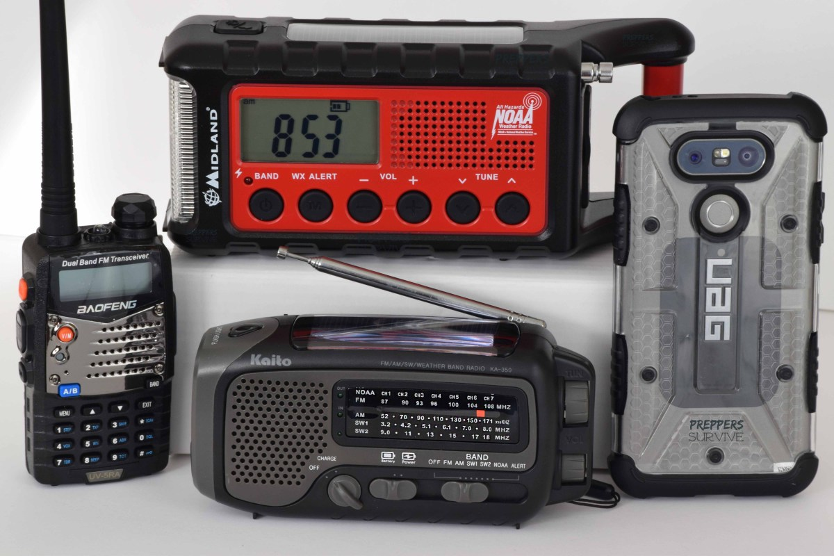 What Makes a Good Preparedness Radio?