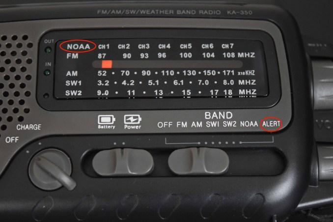 Preparedness radio WX Alert 2 - What is NOAA weather radio?