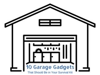 10 Items You May Find in a Prepper's Garage