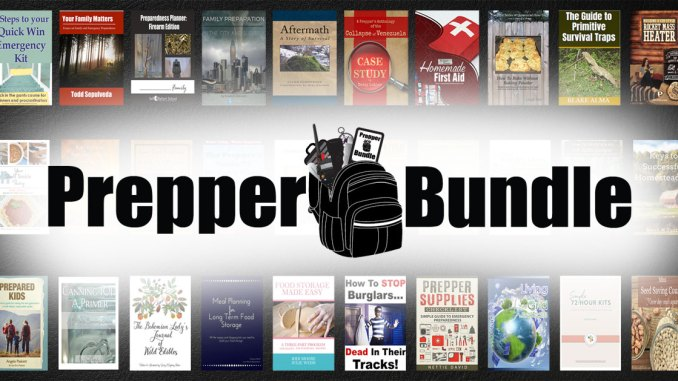 2017 prepper bundle ebook library preppers survive leading fandeluxe Image collections