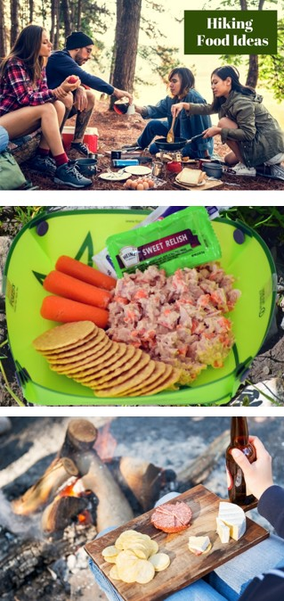 What food to take hiking