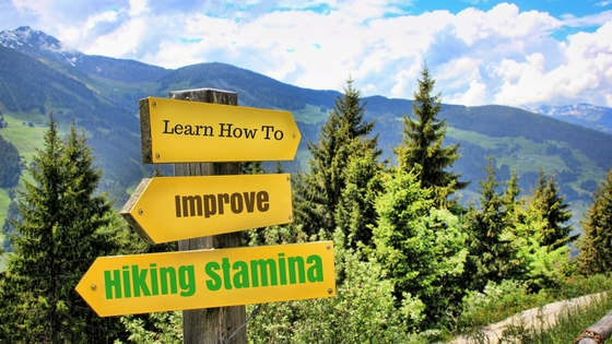 Learn How to Improve Hiking Stamina