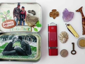 How to Make a Memory Box - Memory Tin - Small Memory Box