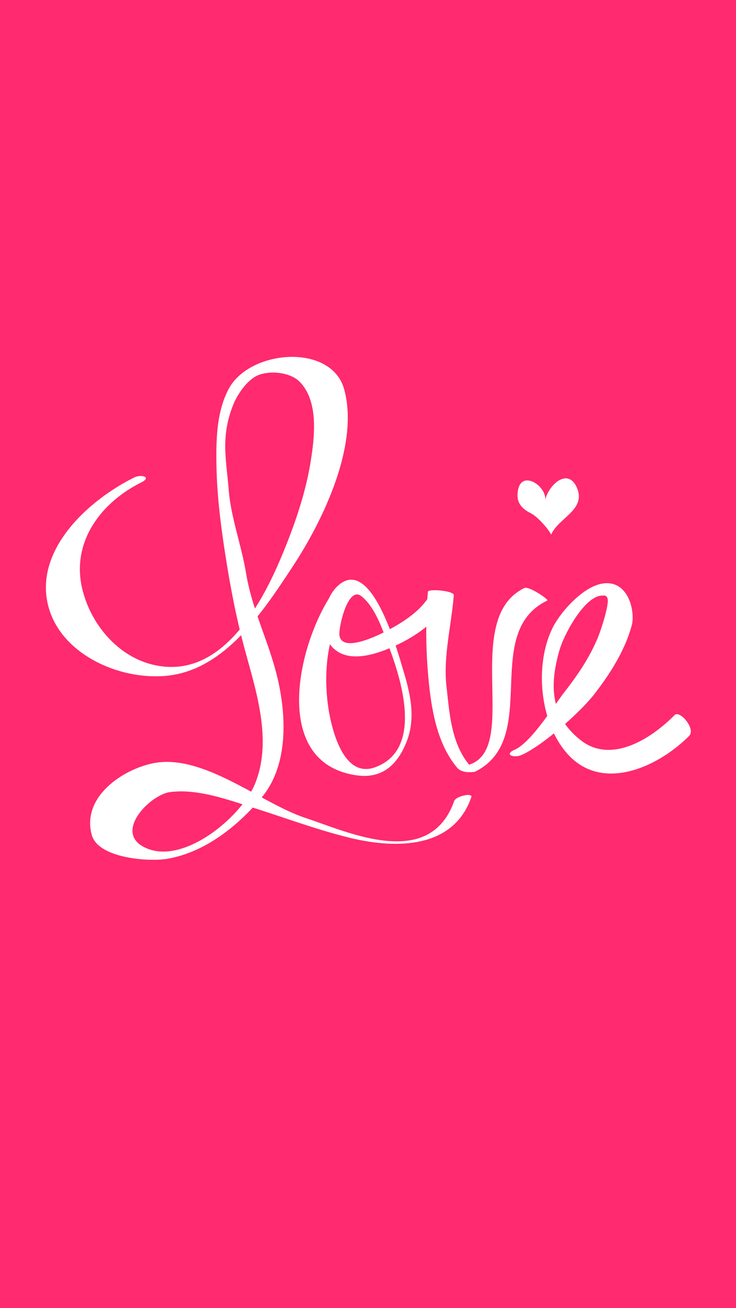 Cute Red Hearts Wallpapers 12 Super Cute Valentine S Day Iphone Wallpapers Preppy