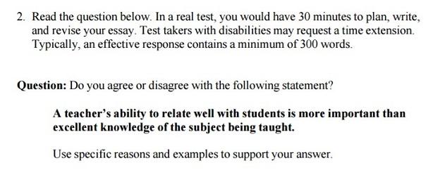 How to Ace the TOEFL Writing Section 7 Expert Tips \u2022 PrepScholar TOEFL