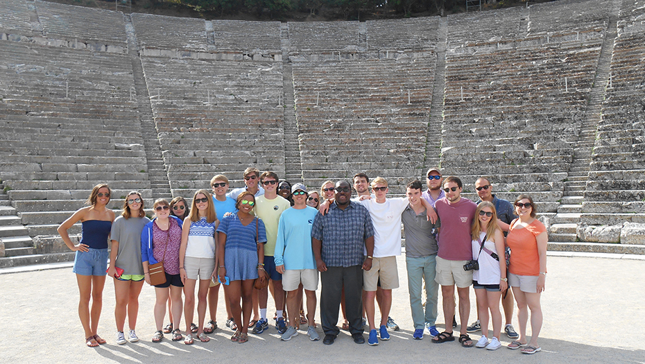 Study Abroad International Programs Presbyterian College