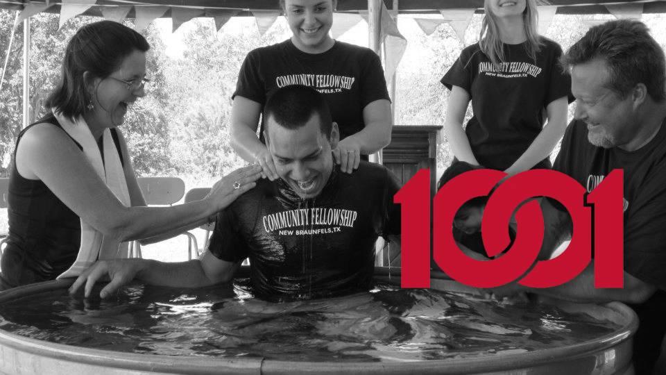 1001 baptism